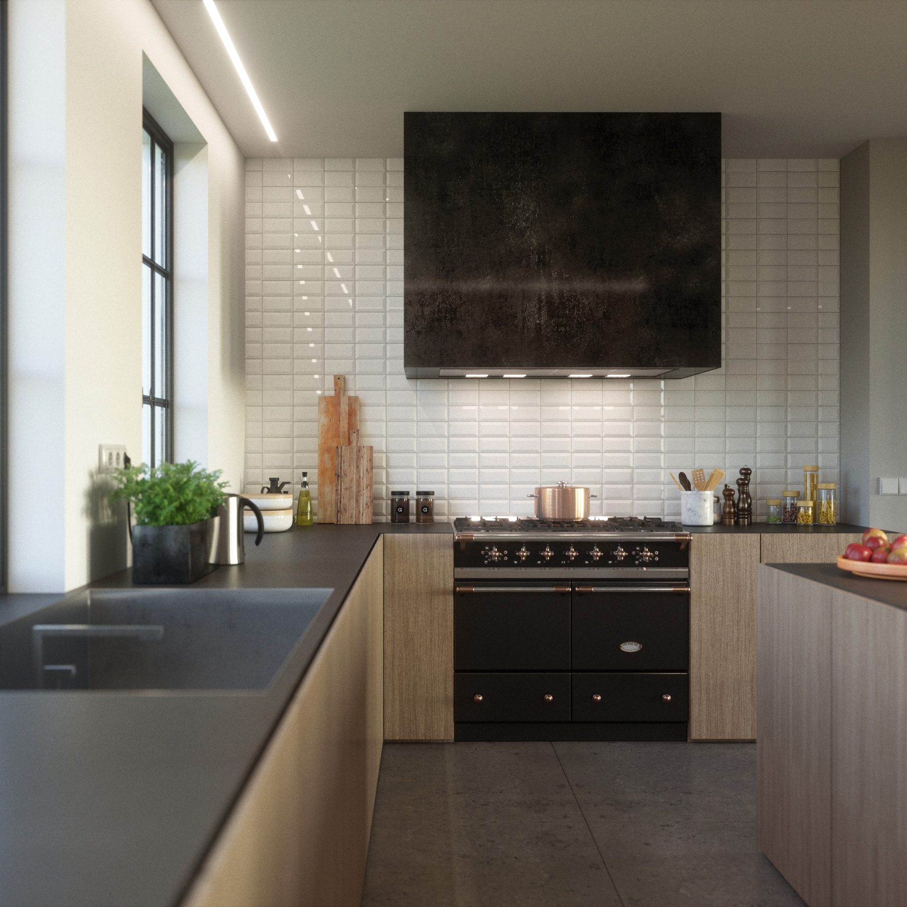 Our Ideal Kitchen Todeschini Cucine